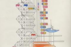 megastruttura unità abitativa a sviluppo verticale