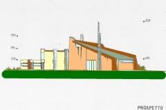 Prospetto Nuova Chiesa Torella del Lombardi