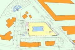Concorso Planimetria Palazzo per gli uffici  Provincia di  Foggia