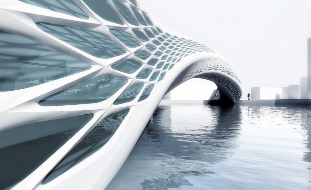Architettura parametrica e organica – di Gabriello Grandinetti