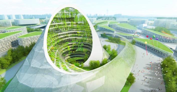 Architettura Organica contemporanea